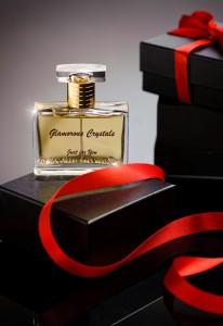 Eigenes Parfüm im Weihnachtsflakon